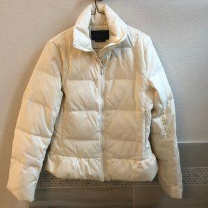BCBG Maxazria puff coat